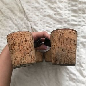 Sam Edelman Shoes - Sam Edelman Wedge Thong Sandals [BOTH]